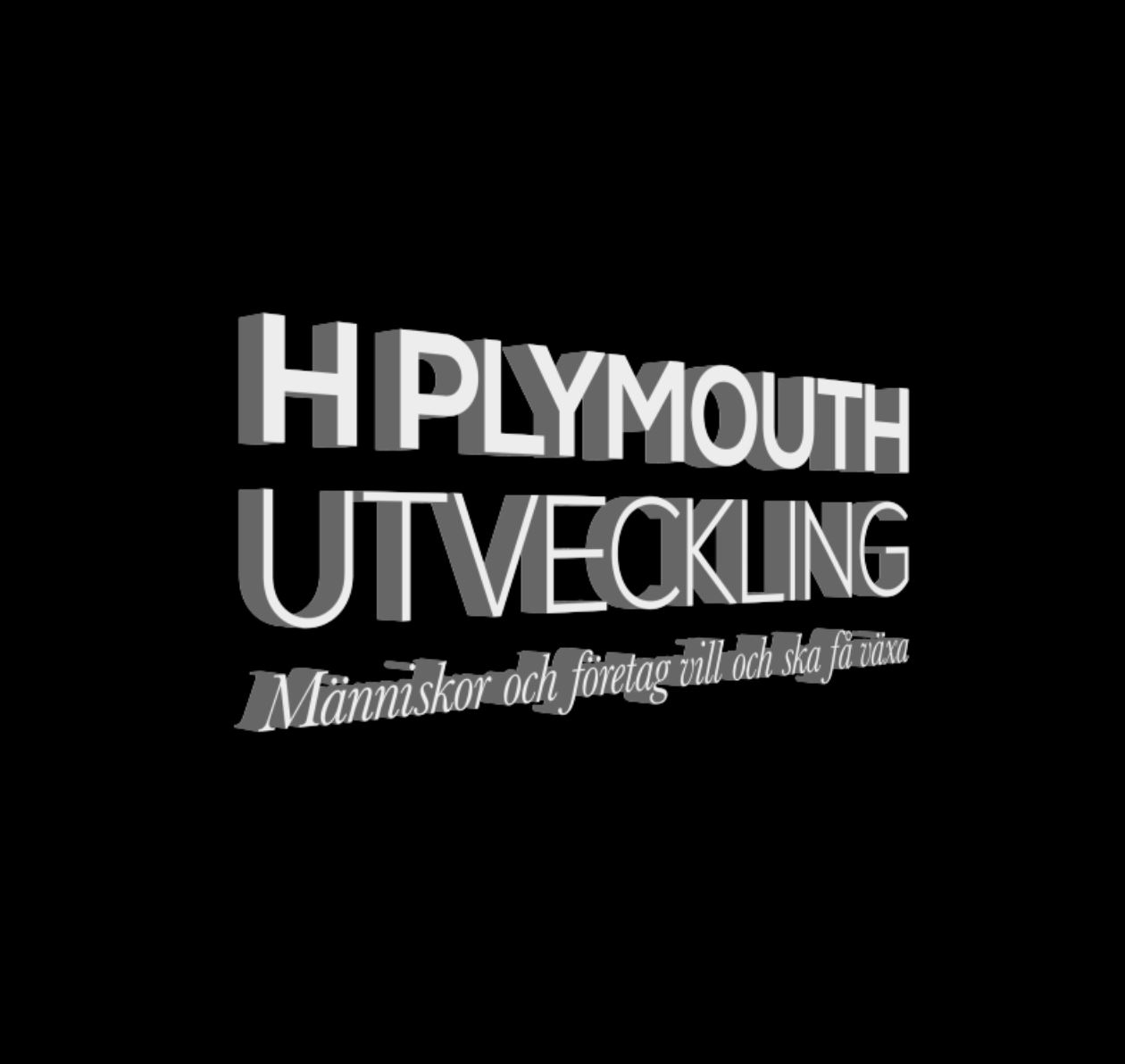 Hologram logotyp HUB