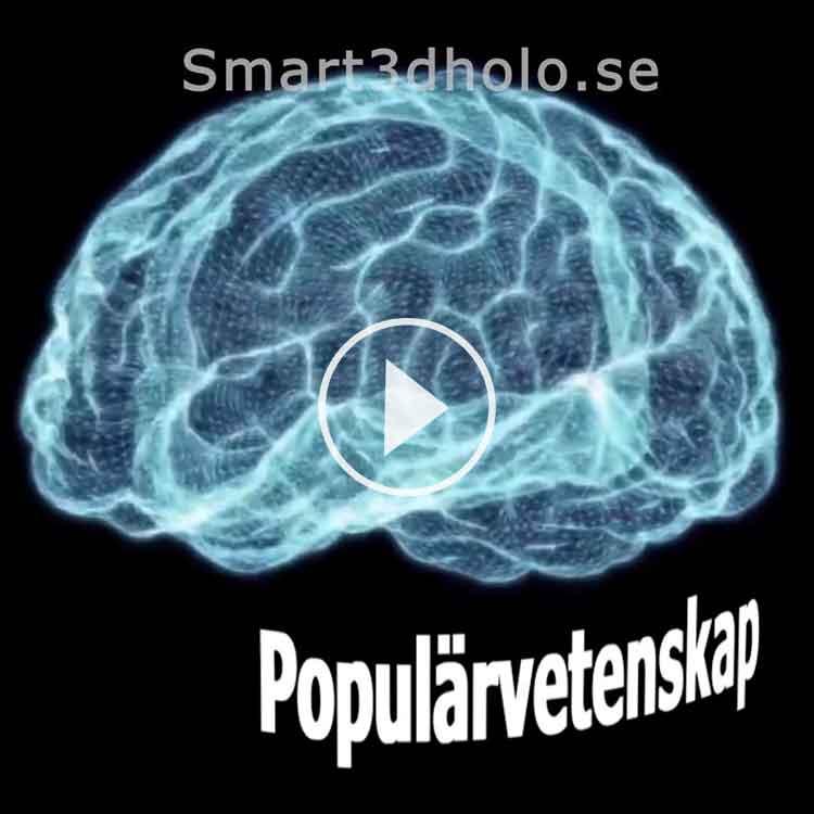Hologram hjärna med text går att hyra. Se hyr hologram till mässa och event